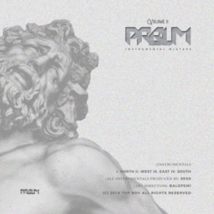 The PRBLM Free Instrumental Mixtape (Vol 2) BY Sess (the PRBLM Kid)